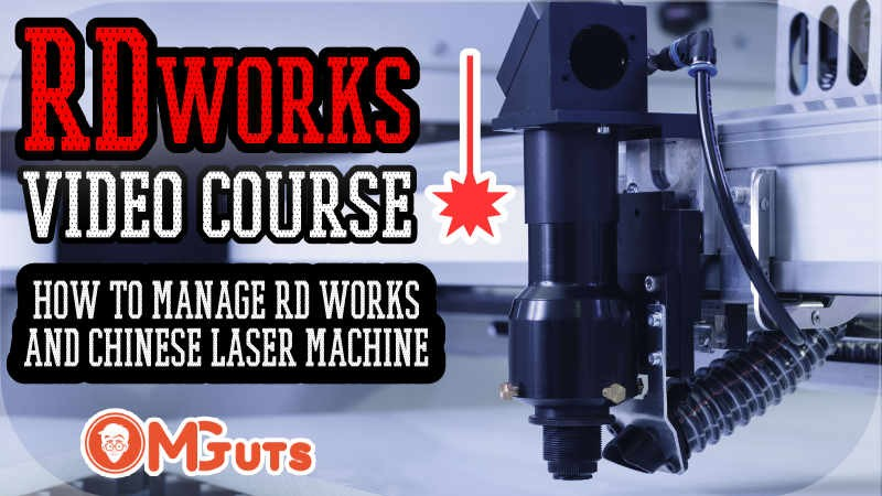 Rdworks-RDcam-and-chinese-laser-machine-video-course