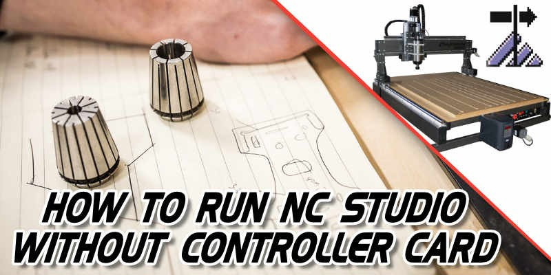 Download NC Studio 5.5.6 and run without controller card