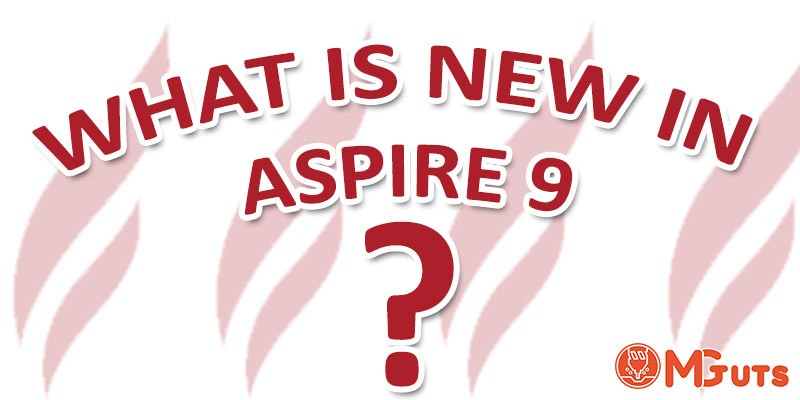 What is new in Vectric Aspire 9? New Features of Aspire 9.