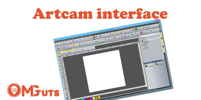 Introducing with Artcam interface