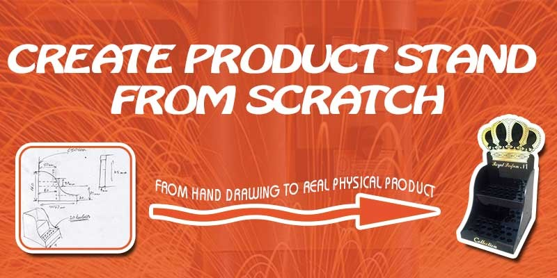 FREE video course - How to create Product stand from scratch